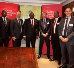 Photos: Governor Ambode Leads Discussion On World Finance In London